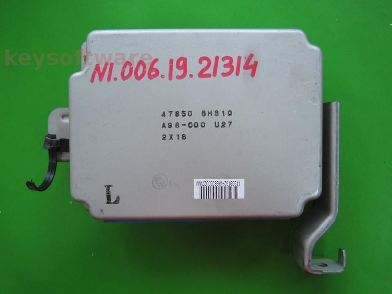 ALTELE: ABS Nissan X-Trail 47850 8H810