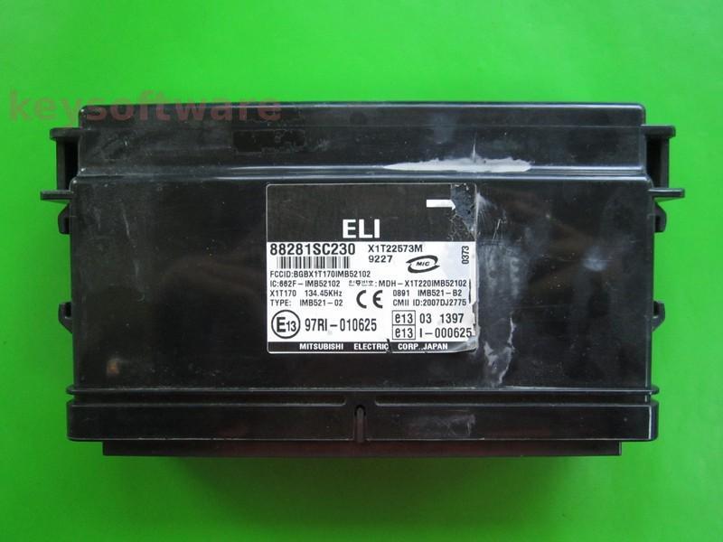 ALTELE: Confort Subaru Forester 88281SC230