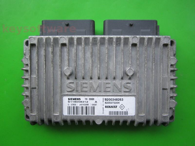 ALTELE: CUTIE Renault Scenic 1.6 S118058312A