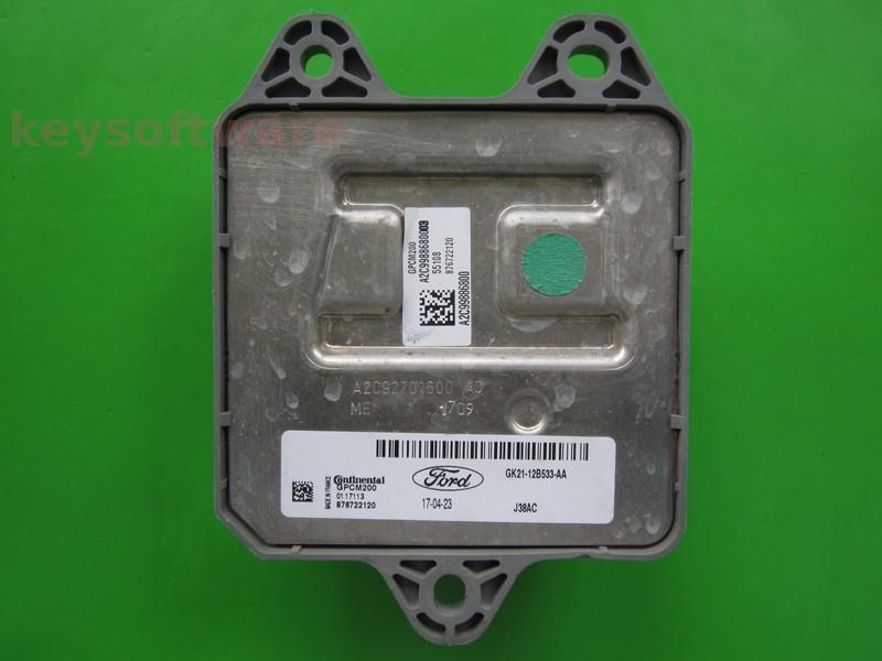 ALTELE: Modul electronic Ford Transit GK21-12B533-AA