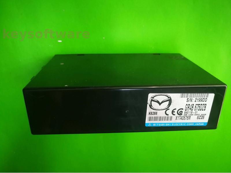 ALTELE: Unitate inchidere Mazda 6 GR4B675DZB
