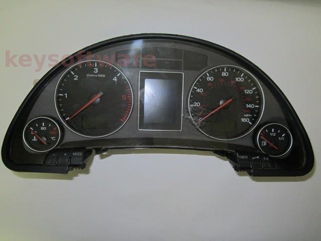 Defecte Ceas Audi A4 8E0920950I RB4 diesel UK