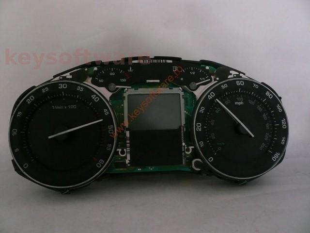 Defecte Ceas Skoda Octavia 1Z0920910D VDO