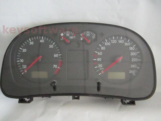 Defecte Ceas VW Golf4 1J0920805B BOO Motometer benzina