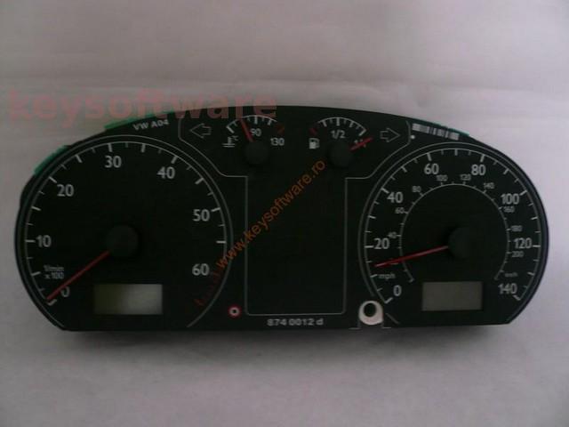 Defecte Ceas VW Polo 1.2 6Q0920900H