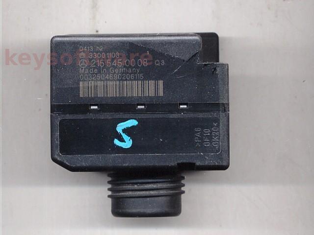 Defecte Contact Mercedes W220 2155450008