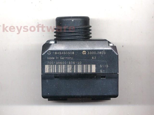 Defecte Contact Mercedes ML W164