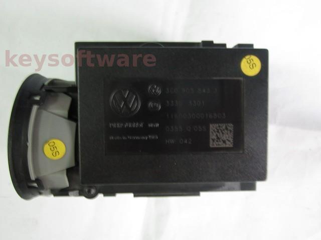 Defecte Contact VW Passat 3C0905843 J