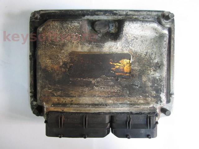 Defecte Ecu Audi A6 2.5TDI 0281011387 EDC15VM+