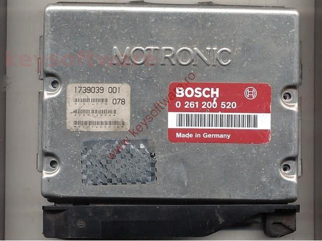 Defecte Ecu Bmw 318 0261200520 1739039 M1.7