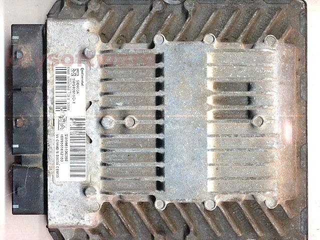 Defecte Ecu Citroen Jumpy 2.0HDI 5WS40615C-T SID803A