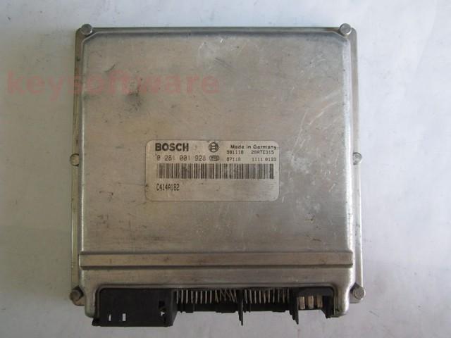 Defecte Ecu Fiat Bravo 1.9JTD 0281001928 EDC15C