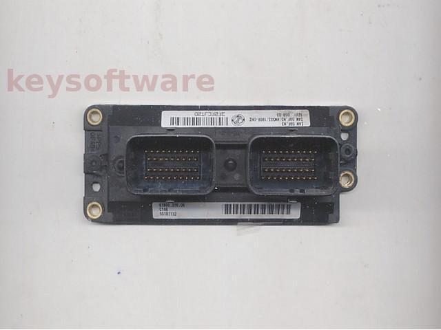 Defecte Ecu Fiat Punto 1.2 55181132 IAW 59F.M3