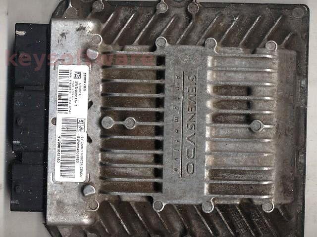Defecte Ecu Fiat Scudo 2.0HDI 5WS40662A-T SID803A