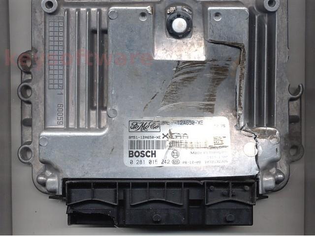 Defecte Ecu Ford Focus 1.6 8M51-12A650-XE EDC16C34