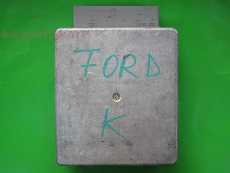 Defecte Ecu Ford Ka 1.3 LEE-101