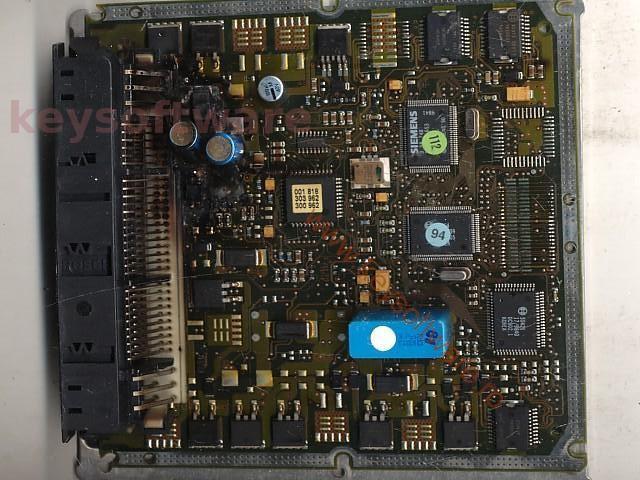 Defecte Ecu Mercedes C200 2.2CDI 0281001818 W202 CR1.6