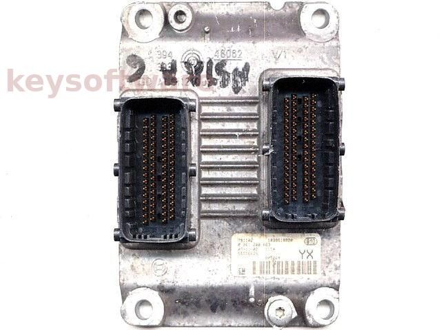 Defecte Ecu Opel Astra G 1.4 0261208669 Z14XEP ME7.6.2