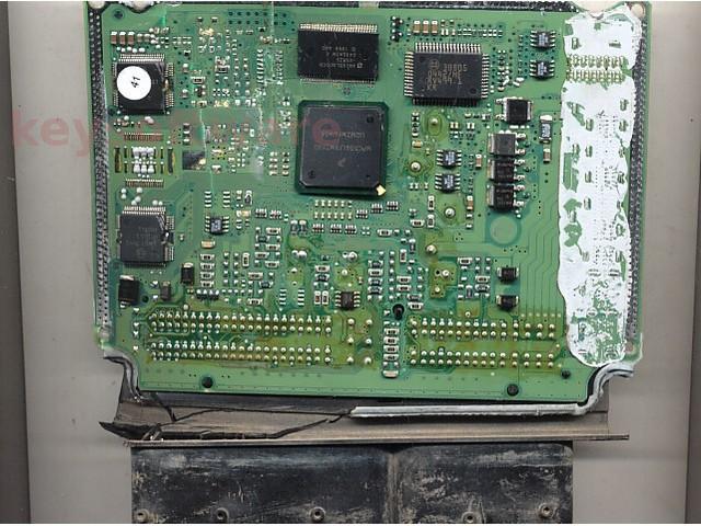 Defecte Ecu Opel Astra H 1.7CTI 0281011943 EDC16C9 Z17DTH