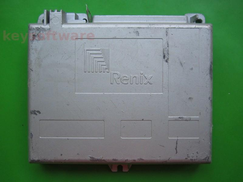 Defecte Ecu Renix neidentificat