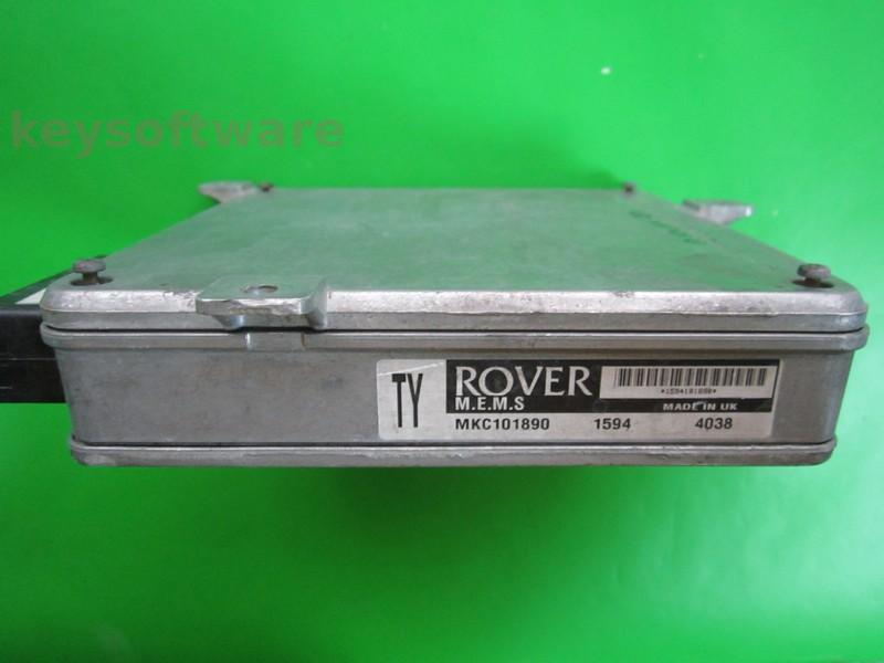 Defecte Ecu Rover 220 2.0 MKC101890 TY