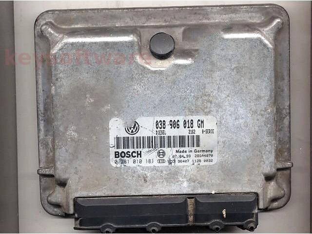 Defecte Ecu Skoda Octavia 1.9TDI 0281010181 EDC15V AGR