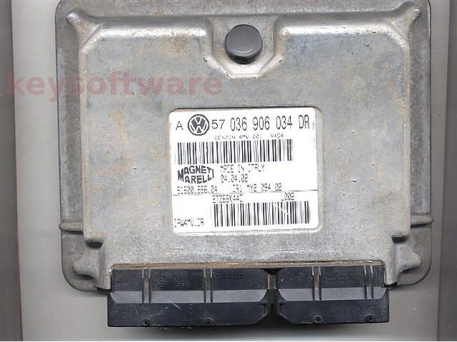 Defecte Ecu VW Golf4 1.6 036906034DR IAW 4MV.DR BCB
