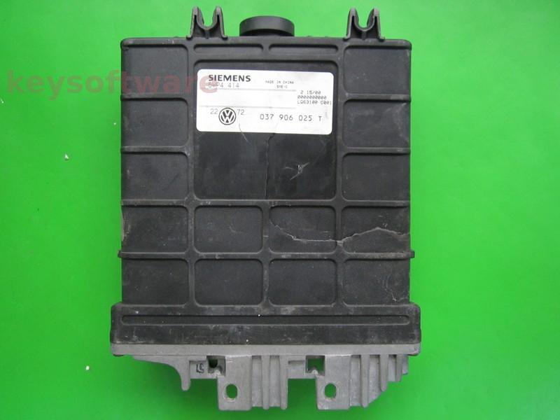 Defecte Ecu VW Golf3 1.6 037906025T 5WP4414 SME-C