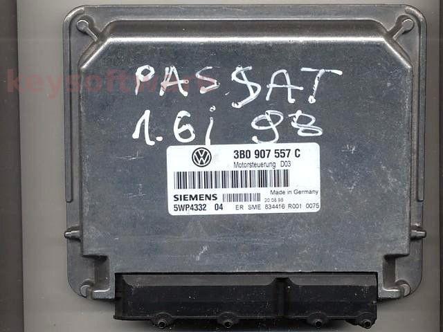 Defecte Ecu VW Passat 1.6 3B0907557C AHL