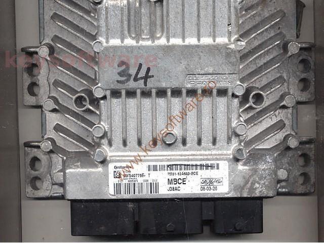 Defecte Ecu Ford Focus 1.8TDCI 7M51-12A650-BCE SID206