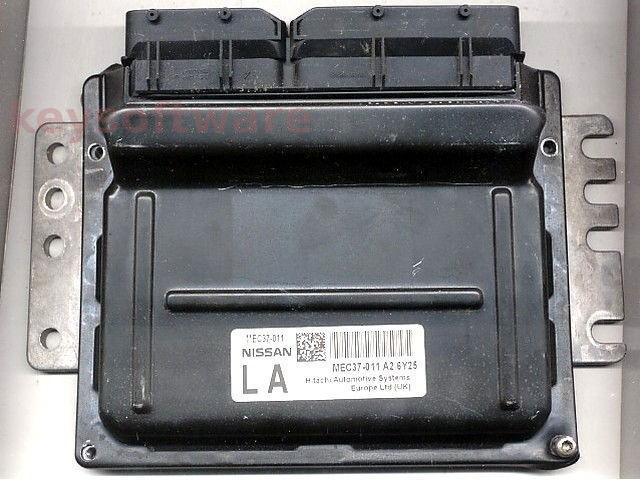 Defecte Ecu Nissan Primera 1.6 MEC37-011 LA