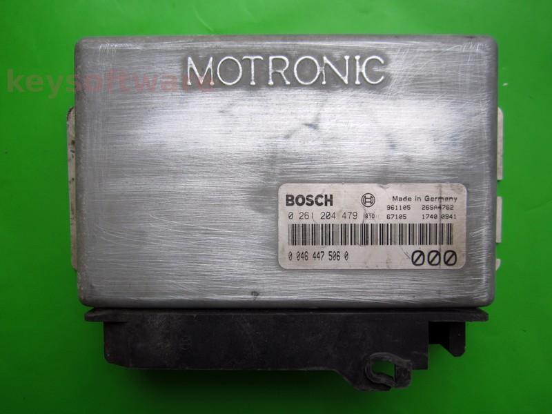 ECU Alfa Romeo 145 1.8 46447506 0261204479 M2.10.4