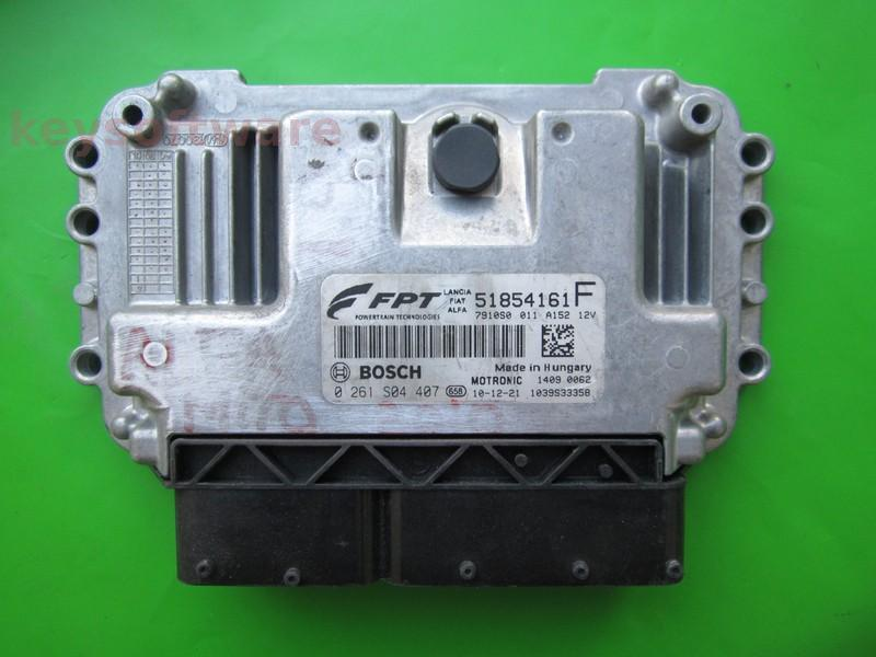 ECU Alfa Romeo Mito 1.4 0261S04407 ME7.9.10 }