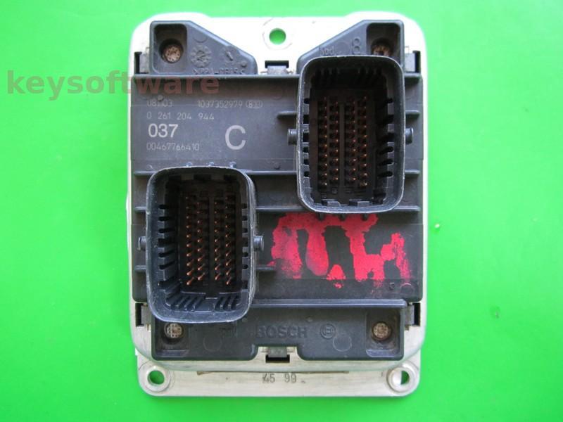 ECU Alfa Romeo 145 1.6 46776641 0261204944 M1.5.5