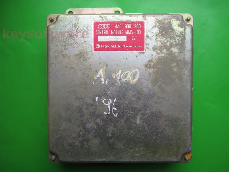 ECU Audi 100 2.8 4A0906266 MMS-100