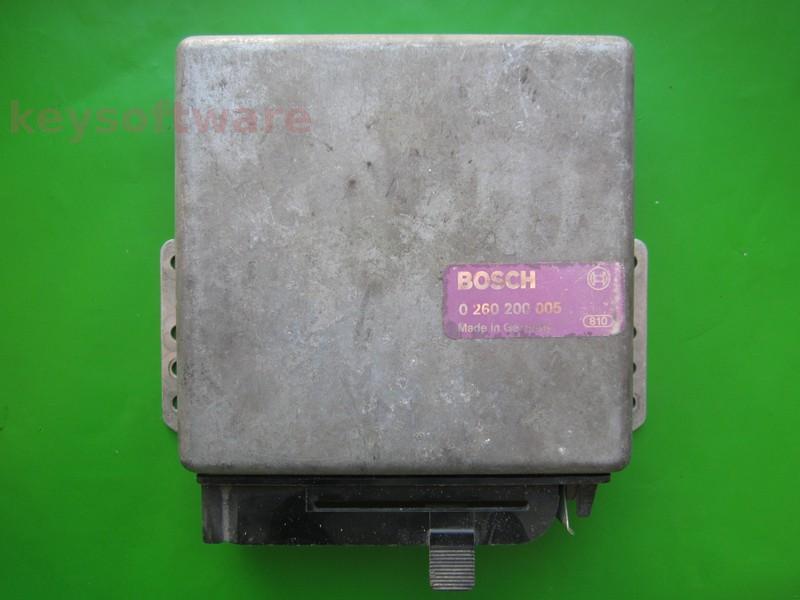 ECU Bmw 318 0260200005 ECO 1 E30