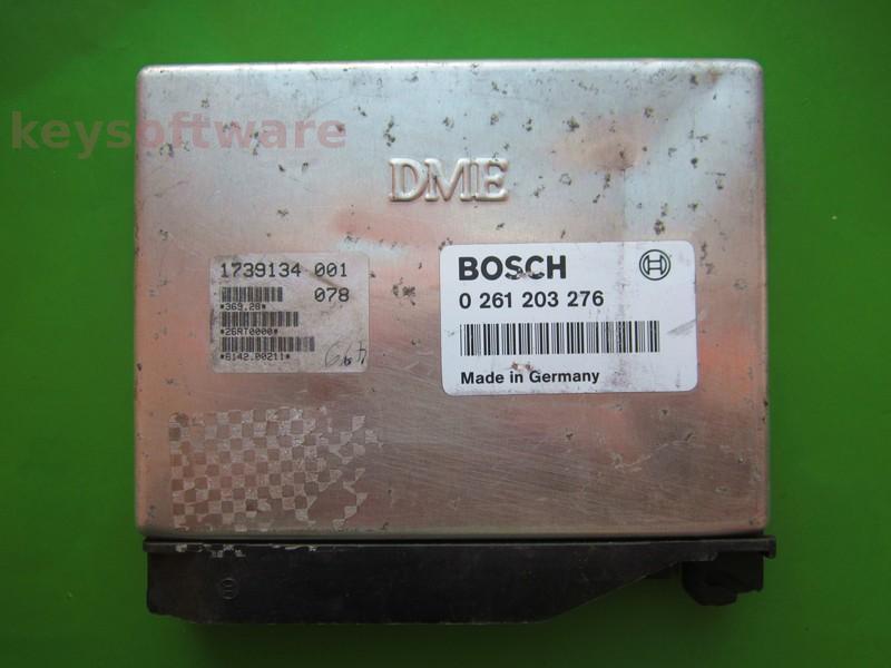ECU Bmw 316 1739134 0261203276 M1.7.2 E36 fara EWS {