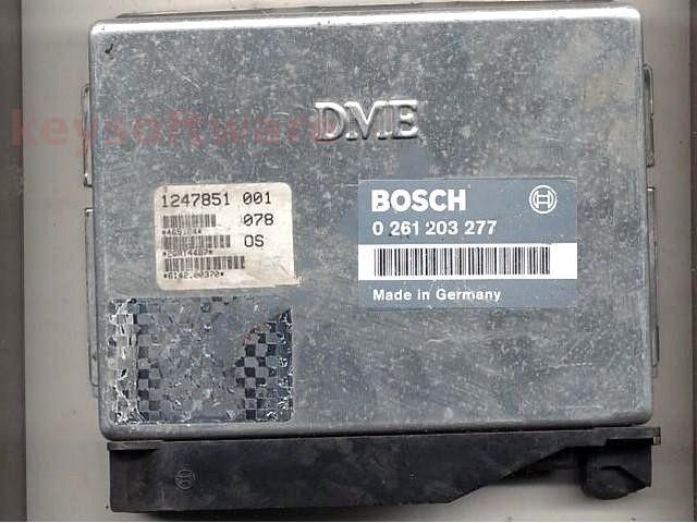 ECU Bmw 318 1247851 0261203277 M1.7.2 E36