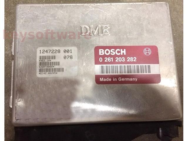ECU Bmw 318 1247228 0261203282 M1.7.2 E36 {