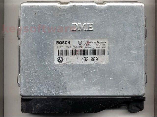 ECU Bmw 318 1432060 0261203661 M1.7.3 E36