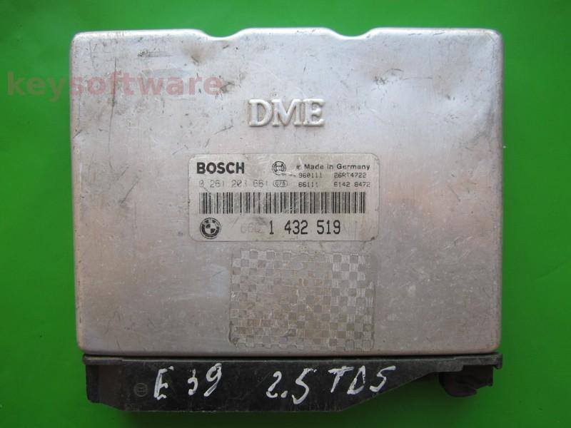 ECU Bmw 318 1432519 0261203661 M1.7.3 E36