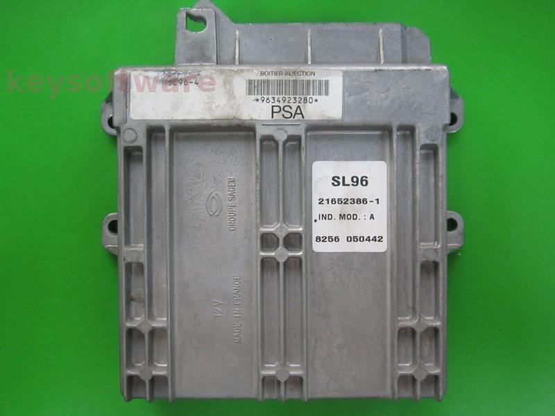 ECU Citroen Xsara 1.8 9634923280 SL96