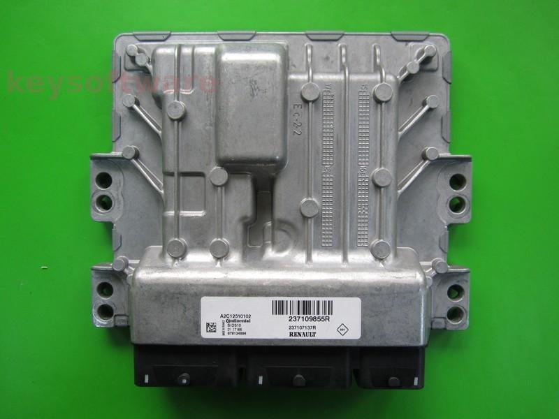 ECU Dacia Duster 1.5DCI 237109855R 237107137R SID310 {
