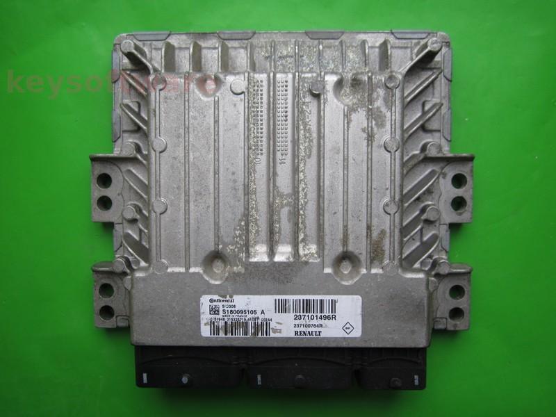 ECU Dacia Duster 1.5DCI 237101496R S180095105A SID306
