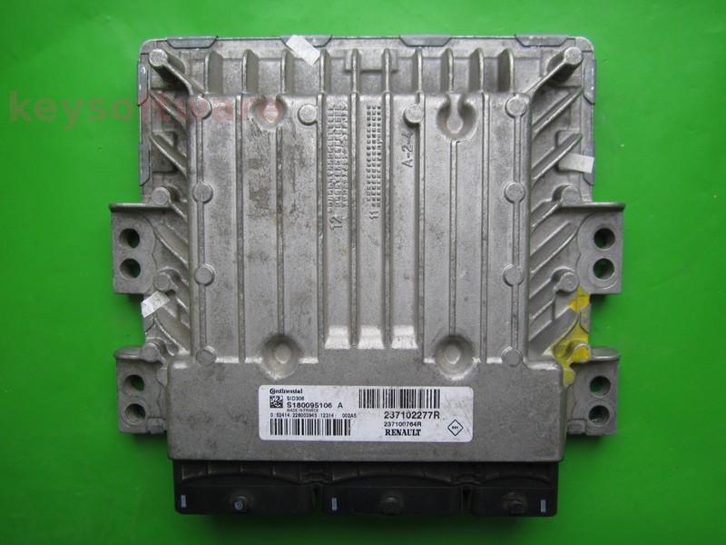 ECU Dacia Duster 1.5DCI 237102277R S180095106A SID306
