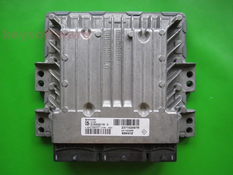 ECU Dacia Lodgy 1.5DCI S180095132A SID306 {