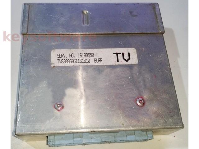ECU Daewoo Espero 1.6 16199550 BURR TV bleu {
