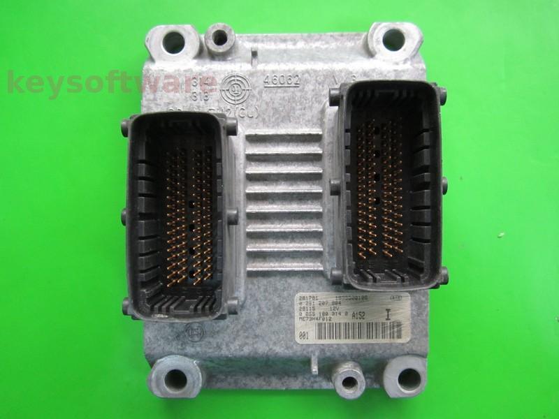ECU Fiat Punto 1.2 0261207904 ME7.3H4