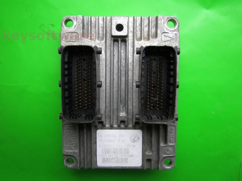 ECU Fiat 500 1.2 51819346 IAW 5SF8.MR }
