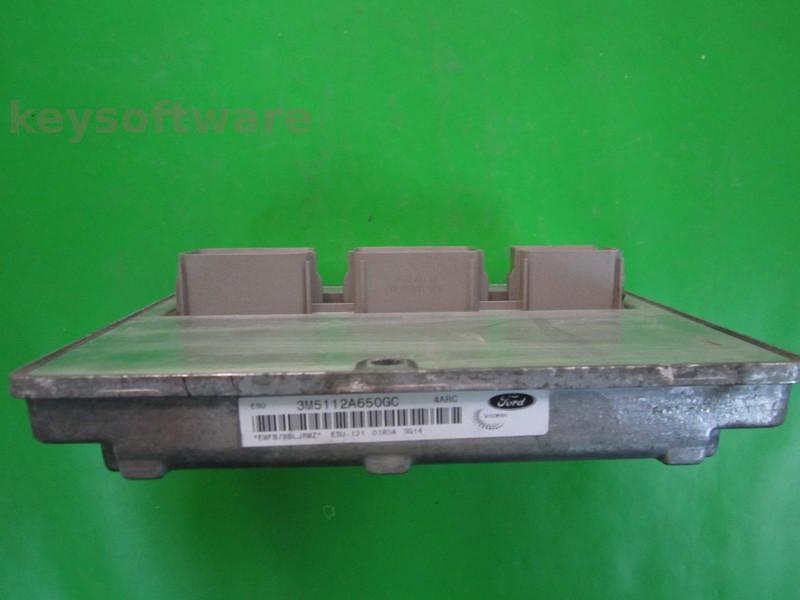ECU Ford C-Max 1.8 3M51-12A650-GC ESU-121